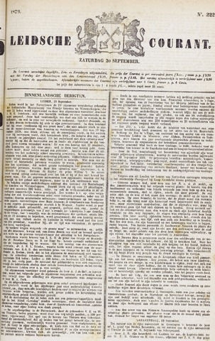Leydse Courant 1879-09-20