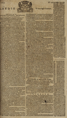 Leydse Courant 1753-02-28