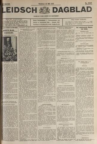 Leidsch Dagblad 1933-05-26
