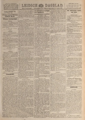 Leidsch Dagblad 1920-12-11