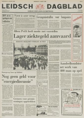 Leidsch Dagblad 1982-01-06