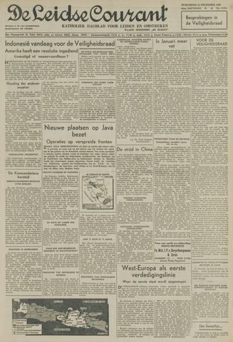 Leidse Courant 1948-12-22