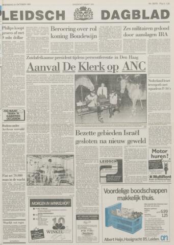 Leidsch Dagblad 1990-10-24