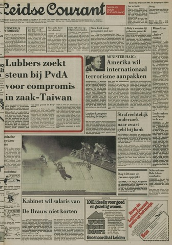 Leidse Courant 1981-01-29