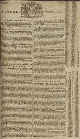Leydse Courant 1759-05-04