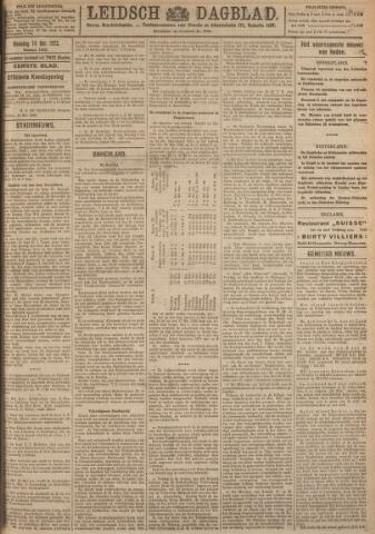 Leidsch Dagblad 1923-05-14
