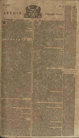 Leydse Courant 1755-08-13