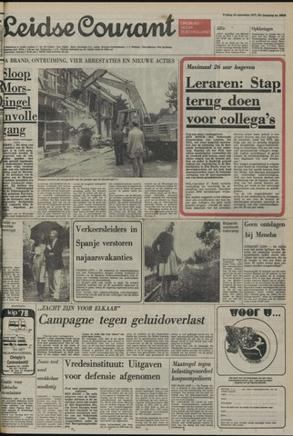 Leidse Courant 1977-09-16