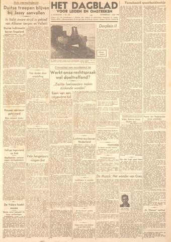 Dagblad voor Leiden en Omstreken 1944-06-01