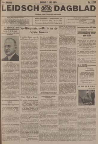 Leidsch Dagblad 1938-05-03