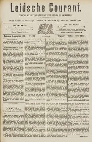 Leydse Courant 1887-08-06