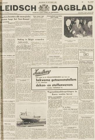 Leidsch Dagblad 1951-10-22