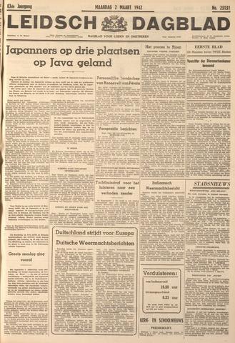 Leidsch Dagblad 1942-03-02