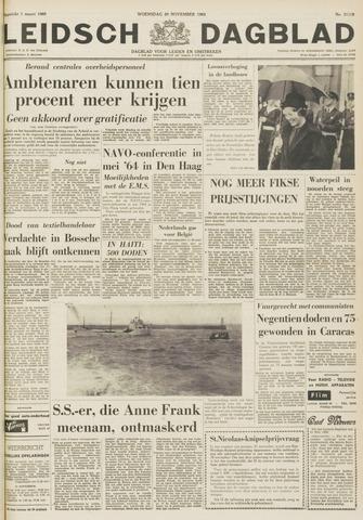 Leidsch Dagblad 1963-11-20