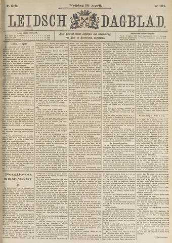 Leidsch Dagblad 1894-04-13
