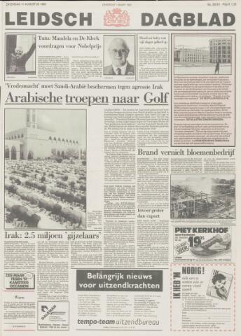 Leidsch Dagblad 1990-08-11