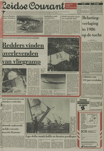 Leidse Courant 1985-08-13