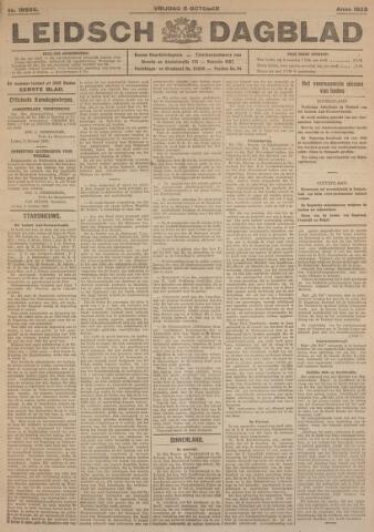 Leidsch Dagblad 1923-10-05