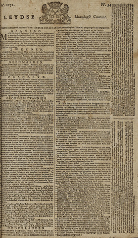 Leydse Courant 1752-03-20