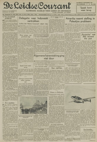 Leidse Courant 1948-11-22