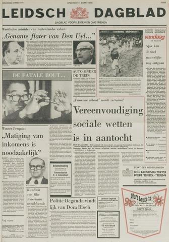 Leidsch Dagblad 1979-05-28