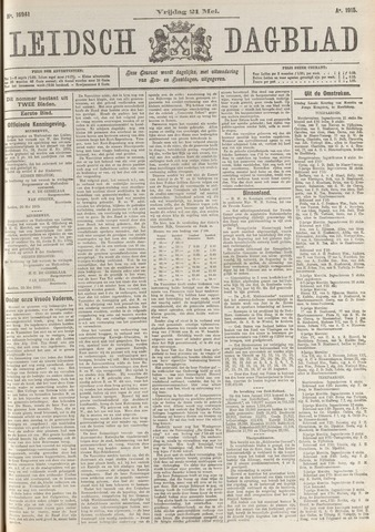 Leidsch Dagblad 1915-05-21