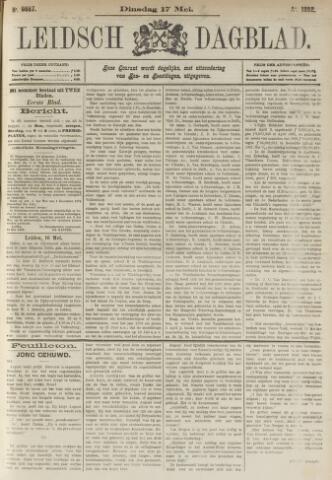 Leidsch Dagblad 1892-05-17