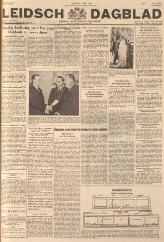 Leidsch Dagblad 1949-05-03