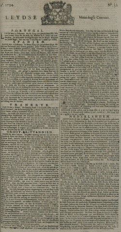Leydse Courant 1734-03-15