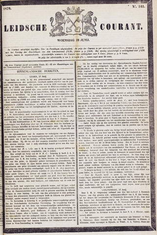 Leydse Courant 1879-06-18