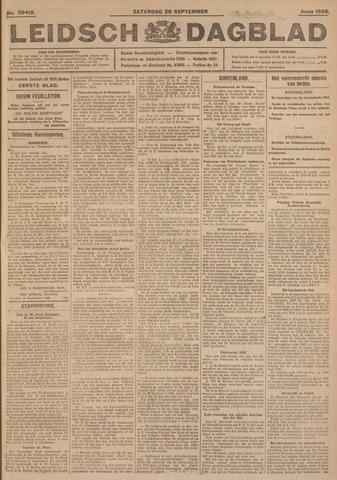 Leidsch Dagblad 1926-09-25