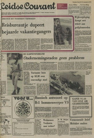 Leidse Courant 1977-06-29