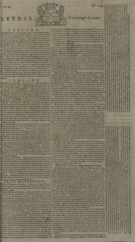 Leydse Courant 1745-12-01