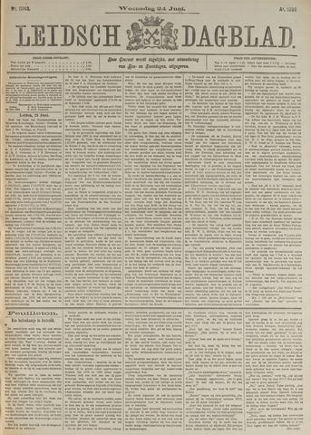 Leidsch Dagblad 1896-06-24