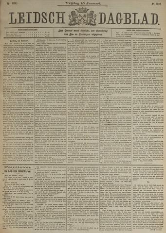 Leidsch Dagblad 1897-01-15
