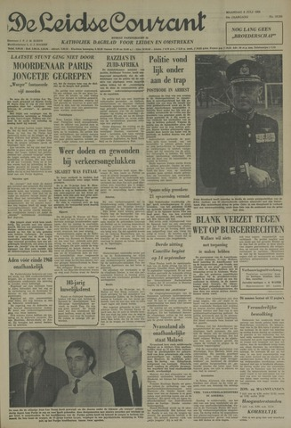 Leidse Courant 1964-07-06