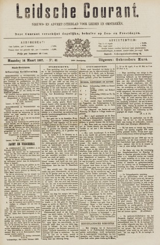 Leydse Courant 1887-03-14