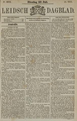 Leidsch Dagblad 1882-07-25