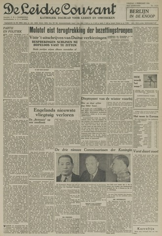 Leidse Courant 1954-02-05