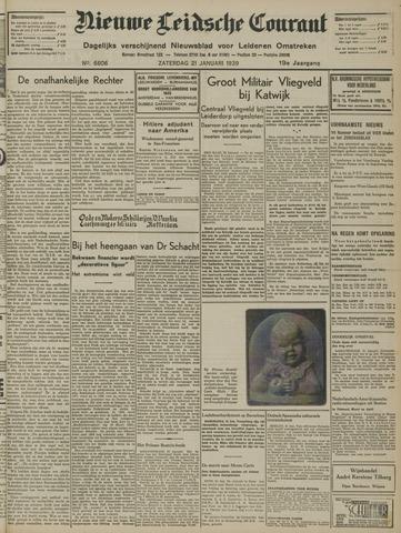Nieuwe Leidsche Courant 1939-01-21