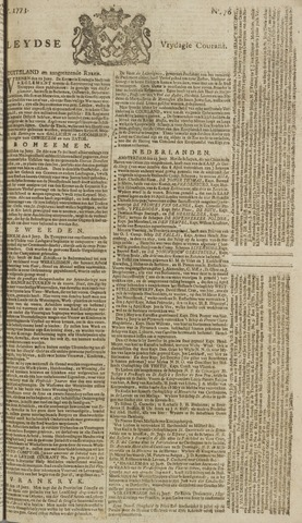 Leydse Courant 1773-06-25