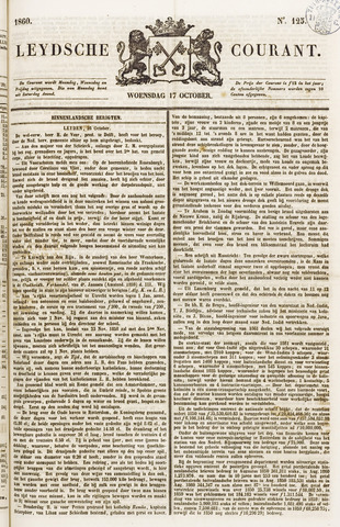 Leydse Courant 1860-10-17
