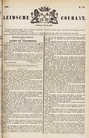 Leydse Courant 1883-03-30