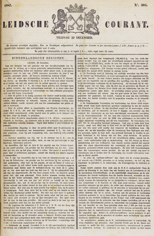 Leydse Courant 1882-12-29