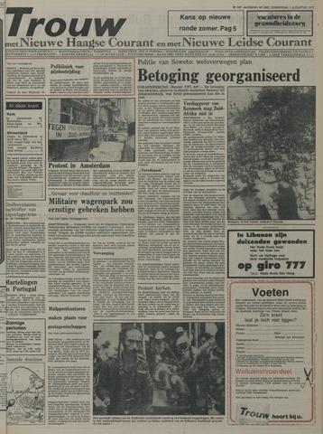 Nieuwe Leidsche Courant 1976-08-05