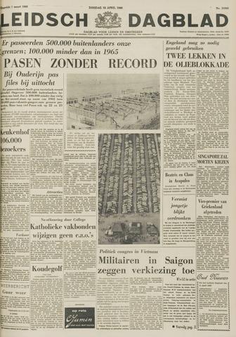 Leidsch Dagblad 1966-04-12