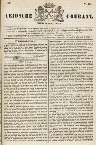 Leydse Courant 1872-11-30