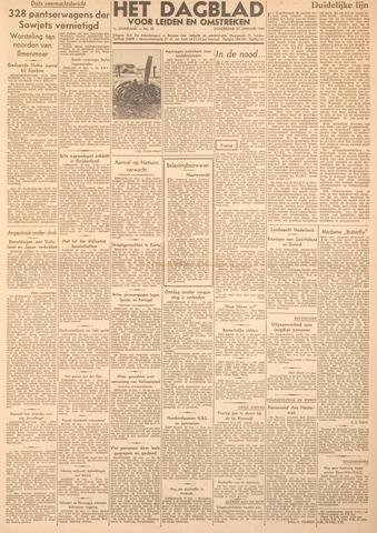 Dagblad voor Leiden en Omstreken 1944-01-27