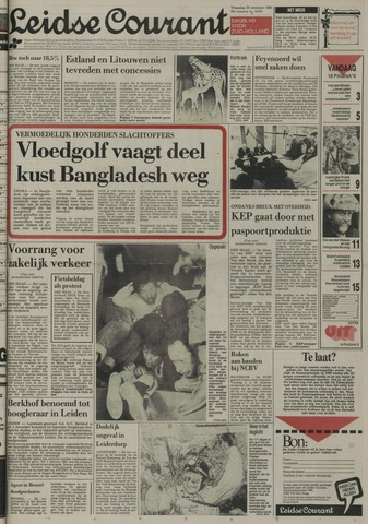 Leidse Courant 1988-11-30