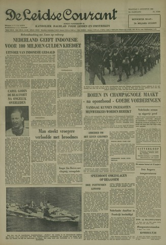 Leidse Courant 1964-08-03